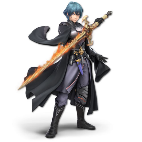 How to counter Byleth with Ike in Super Smash Bros. Ultimate