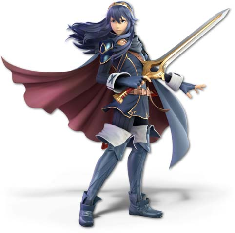 How to counter Lucina with Ike in Super Smash Bros. Ultimate