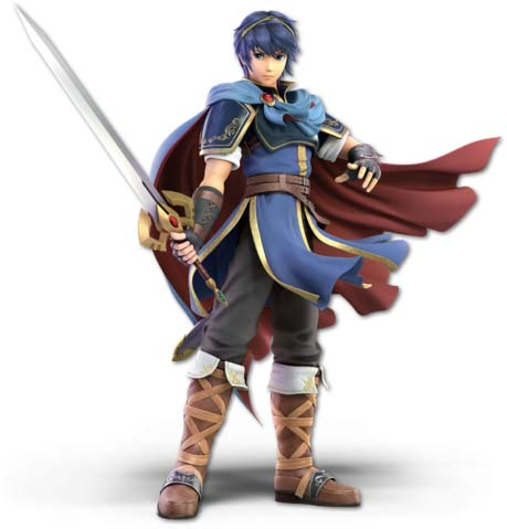 How to counter Marth with Ike in Super Smash Bros. Ultimate