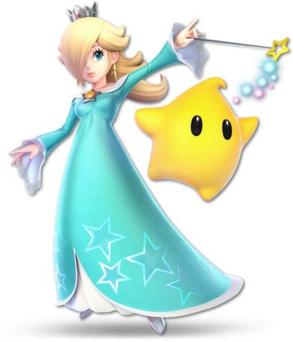 Super Smash Bros. Ultimate: Rosalina And Luma Hero Matchups and Tips