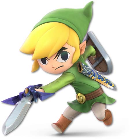 How to counter Toon Link with Rosalina And Luma in Super Smash Bros. Ultimate